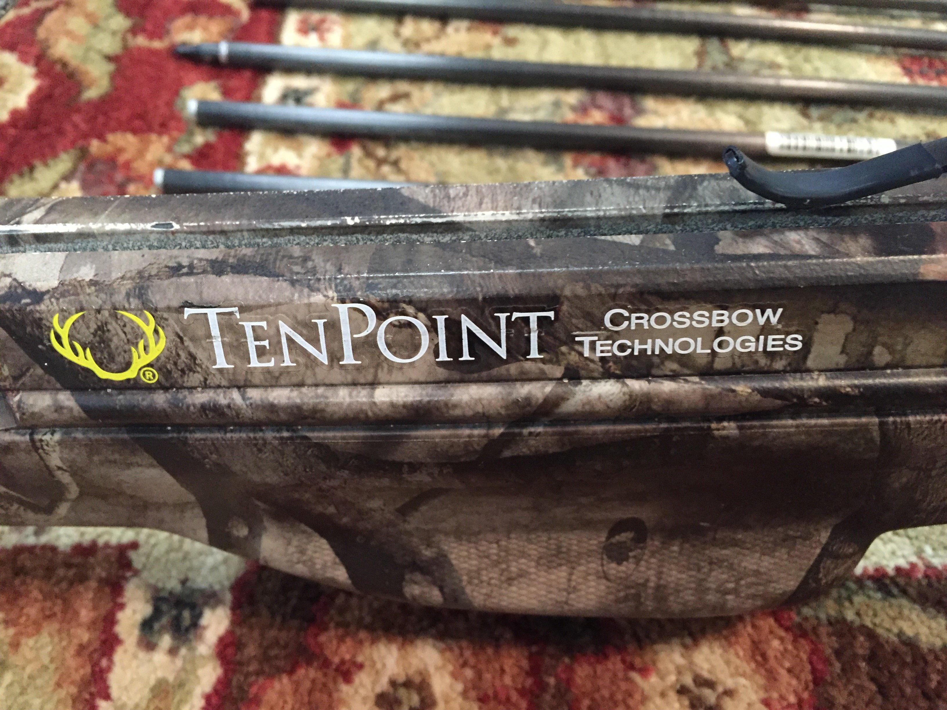 Tenpoint Titan Hlx Arkansas Hunting Your Arkansas Hunting Resource
