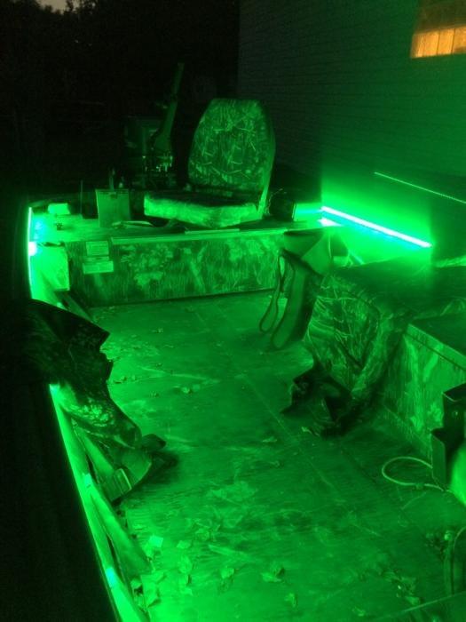 ImageUploadedByArkansas Hunting1422910460.606815.jpg & Havoc Interior Gunnel Lights | Arkansas Hunting - Your Arkansas ...