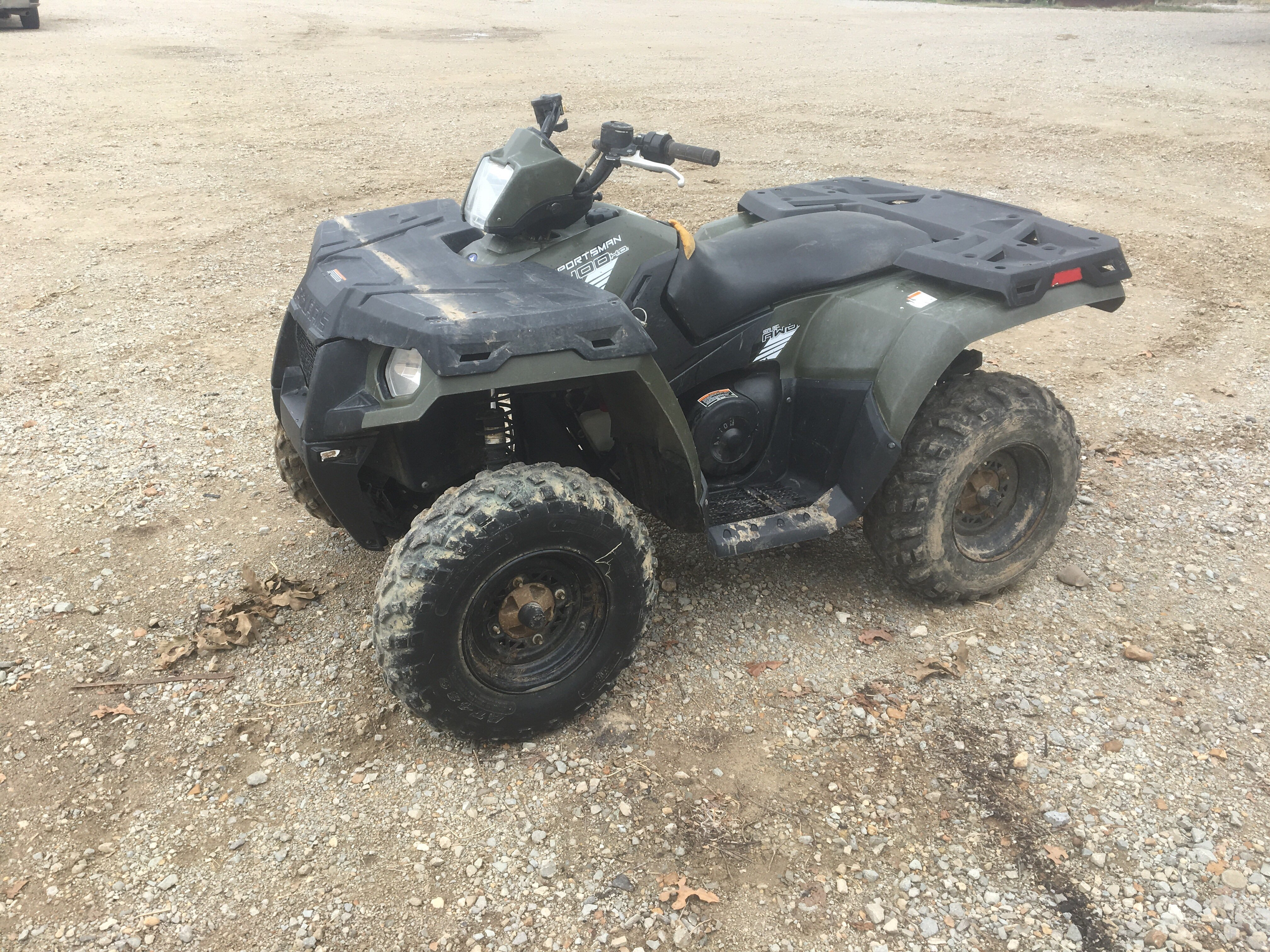 2014 Polaris Sportsman 400 | Arkansas Hunting - Your