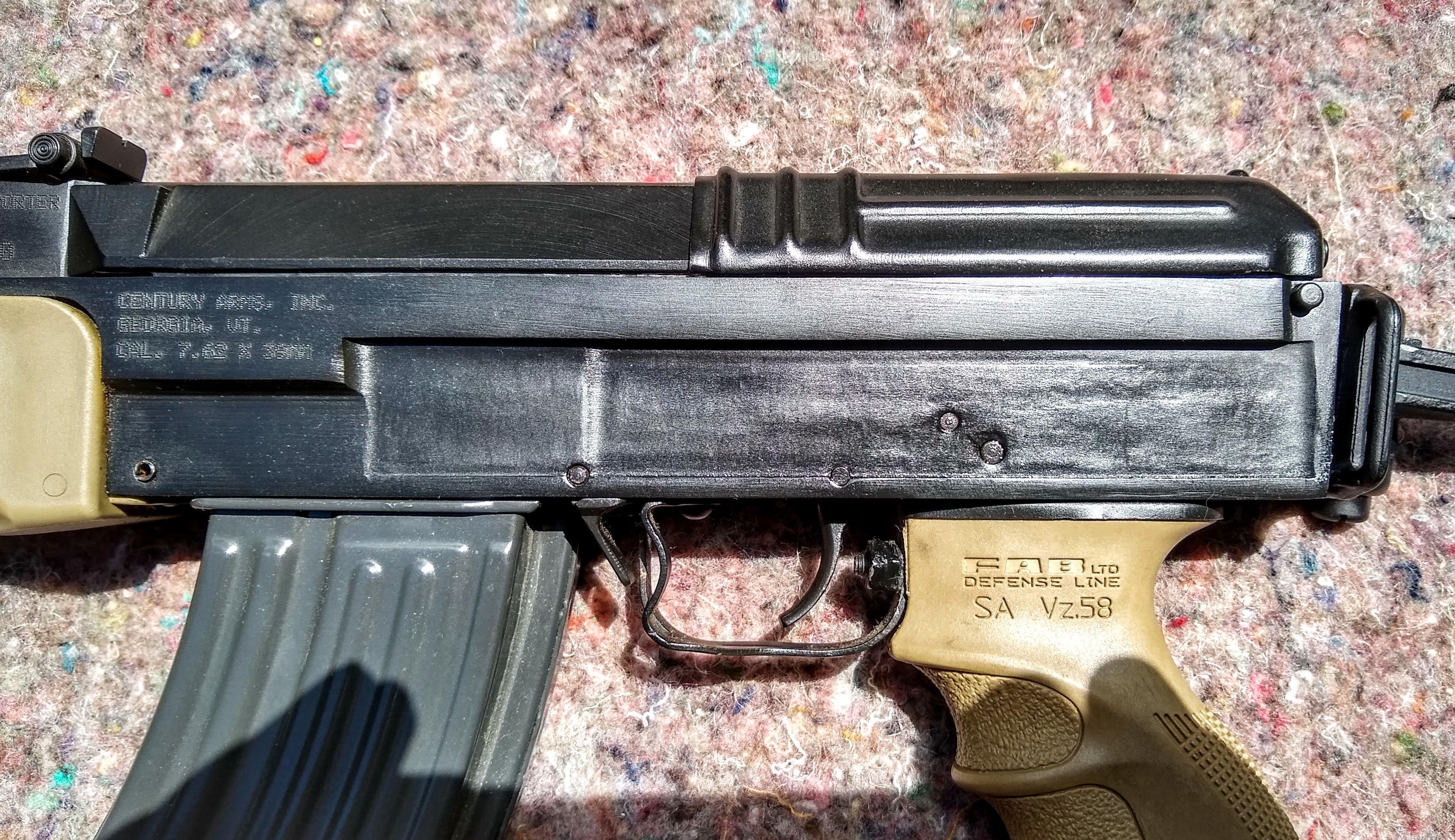 VZ2008 Rifle (VZ58 Copy) | Arkansas Hunting - Your Arkansas
