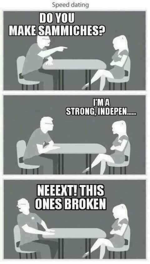 I hate dating in la