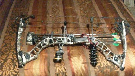Mathews Z3 Bow Fully Equipped Arkansas Hunting Your
